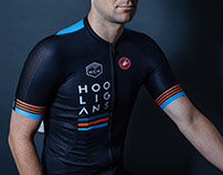 HC Hooligans Cycling Kit