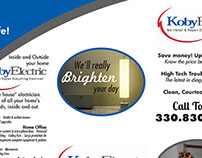 Koby Electric Brochure