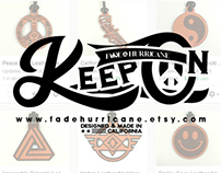 KEEP ON | LASER CUT | NECKLACES