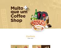 """Campanha """"Muito mais que um Coffee Shop"""""""