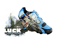 Luck Cycling Shoes Showreel