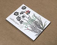 Album de coloriage –Jardins
