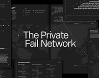 The Private Fail Network