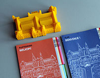 RijksMuseum - 3D model miniature