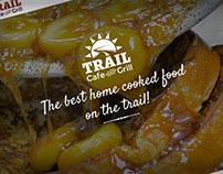 Trail Café & Grill Rebranding