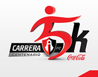 Carrera 5K Centenario Atlas FC