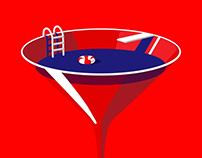 Beefeater Gin Social Animations