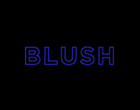 BLUSH - an eclectic postcard