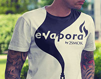 T-Shirt Evapora by 2SMOK