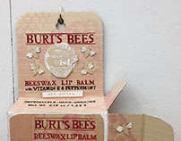 A Giant Burt's Bees Chapstick