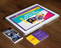 Loja das Fotos - Branding - Web Design - Graphic Design