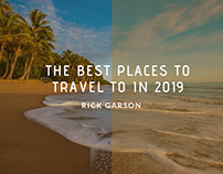 The Best Places To Travel To In 2019