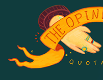 The Opined Quotative
