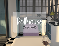Dollhouse - Cinema4D