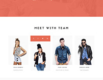 Nrgbusiness - Trend-setting One Page Business Theme
