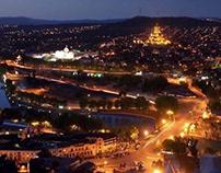 Tbilisi (თბილისი) Hauptstadt zwischen Orient und Okzid