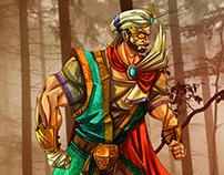 Jabbar | Character Design