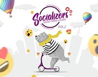 Socializers .. VOL2