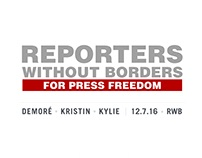 Reporters Without Borders: Campaign Pitch