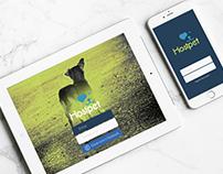 Hostpet - Aplicativo para adoção de cães | iOS App