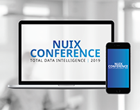 Nuix Conference - Website