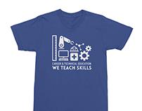 JCPS - CTE Shirt Design