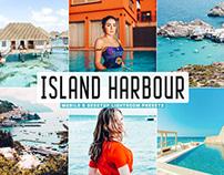 Free Island Harbour Mobile & Desktop Lightroom Presets