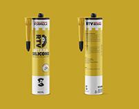 Sitara Silicone Packaging design