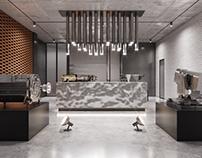 Industrial Showroom