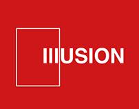 IllUSION (motion design cover book)