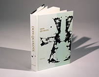 Don Quixote Book Design