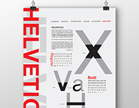Type Classification Posters | Spring 2015