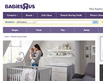 Babies R Us - Parents Buying Guide