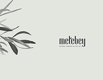 Metebey Extra Virgin Olive Oil - Brand Identity