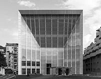 Museion Bozen   Architekten: Krüger Schuberth Vandrei