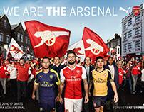 ARSENAL FC 2016