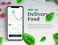 Delivery APP - food