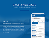 Interface & Experience Design for Exchangebase ERP