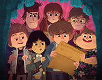 The Goonies - The Illustrated Storybook