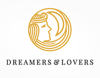 Dreamers & Lovers Logo Design