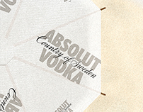 Absolut - Sunset Art