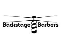 Backstage Barber Logo