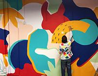 Mural / Santa Coloma