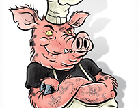 Identidade - Projeto Free Pigs