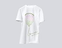 Bir Notaya Da Sen Bas | T-Shirt Design