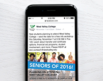 Senior Recruitment Social Media
