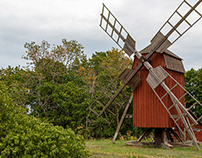 Himmelsberga, Öland, Sweden-Summer 2020