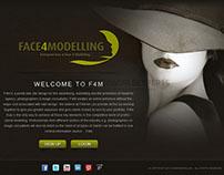 Face 4 Modelling - Web Portal Development