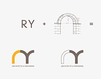 RY Architects – Corporate Identity / Branding