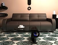 """Лінія декоративних меблів """"Розділові знаки"""""""